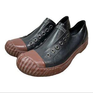 Converse John Varvatos rubber low top sneaker